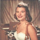 Marilyn Van Derbur, crowned as Miss America