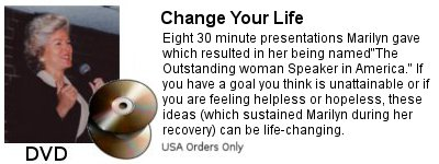 Change Your Life - It's possible to break free!